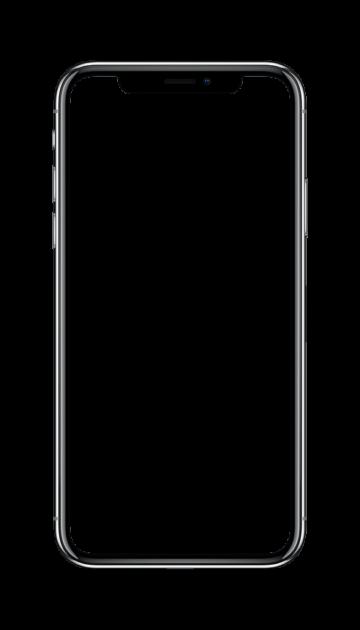 iPhone-X-SilverFrame